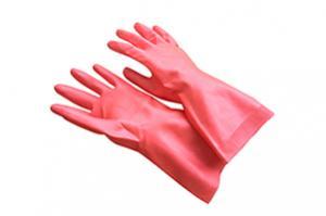 天然ゴム手袋(Mサイズ)